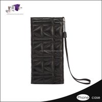 universal smart mobile phone case cover leather