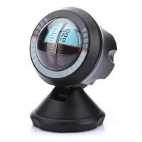 Modern New Design Angle Slope Level Meter Gradient Balancer For Car Vehicle Inclinometer Tool
