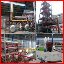 5 - 300 ton factory Used Motor Oil Regeneration Plant for Base oil