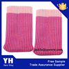 2015 Cheap Neck Hanging Acrylic Knitting Cell Phone Bag
