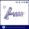 VIC Pole Line Hardware Electrical Power Transmission Overhead Line Accessory Aluminium Alloy Strain Tension Clamp Deadend Clamp