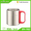 Camp warmer stainless steel drinking coffee cup RH-KA-220