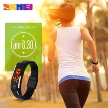 New Arrival !!! Promotional Cheapest Silicone Wrist Watch