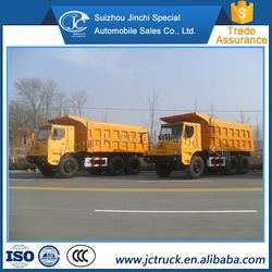 The global's bestselling and safety performance Building equipment dump truck with better net price