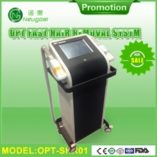 Top quality portable hair removal/skin rejuvenation/ vascular /acne /wrinkle removal e light hair removal machine