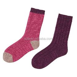 OEM high quality woman cotton socks
