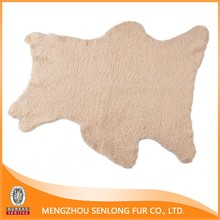 Hot selling shorn sheep hides and fur