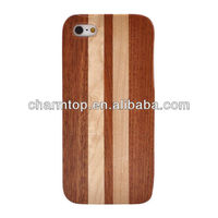 Real Natural Wood Case for iPhone 5