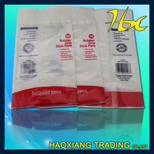 mid seal heavy duty rice packing 25kg plastic bag