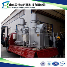 50kgs/time Small Hospital Medical Waste Incinerator, Smokeless Solid Waste Burner