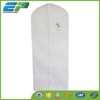 Cheap nonwoven Wedding dress gown bag