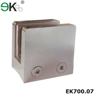 Stainless Steel Square Fence Fastener/Glass Clamp