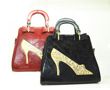 most popular design for lady handbag and women shouder bag