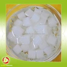 SWEET taste coconut/ canned coconut in tin for sale