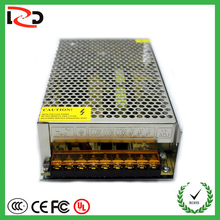 2015 Hot Selling CE RoHS 120w Quad Output AC DC Power Supply