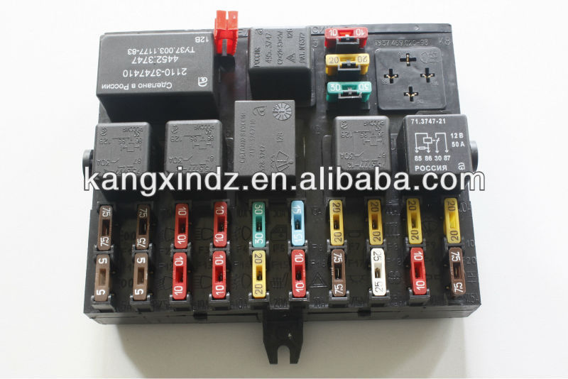 Fuse And Relay Box For Automotive : Fuse box relay auto parts buy car