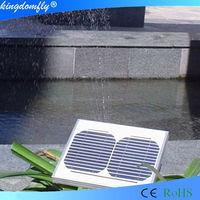 150cm solar pumping system PV solar panel module + irrigation pump