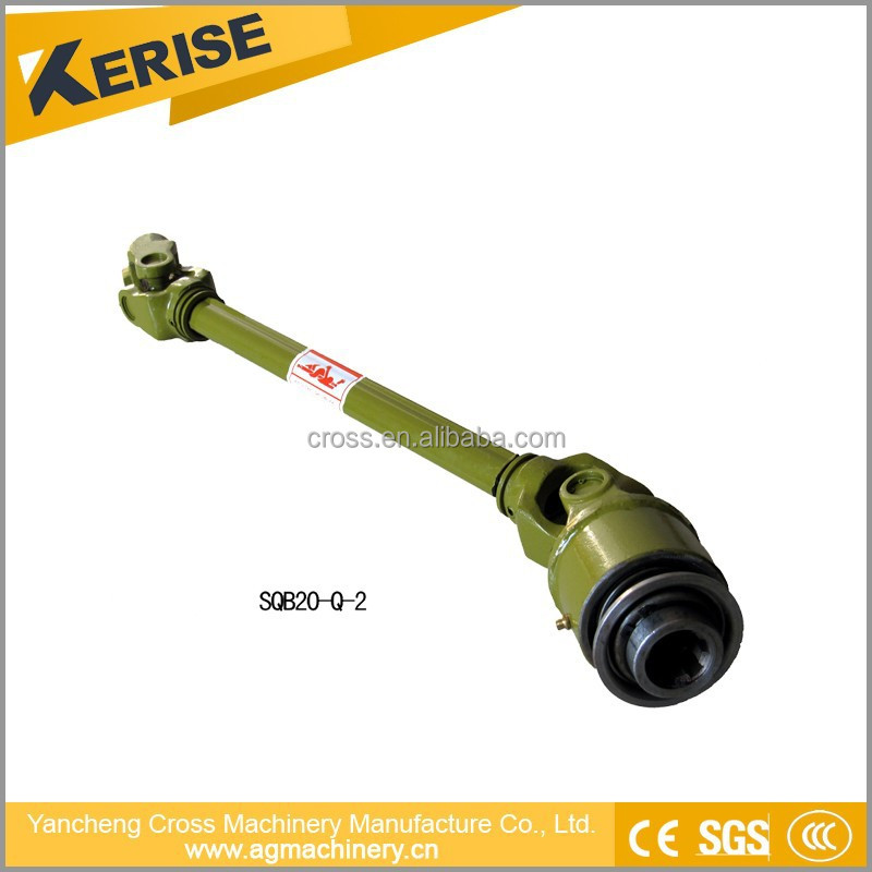 Farm Tractor Drive Shaft : Agricultural tractor parts pto shaft cardan with ce