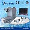 Jinan Acctek portable mini fiber laser marking machine