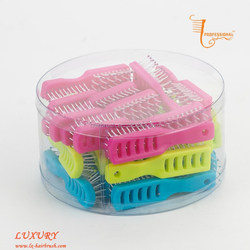 Baby use Plastic small size vent hair brush set