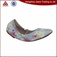 Made in China ballet dance shoes