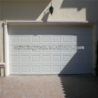 Steel Sectional Overhead Skin Garage Door Panel