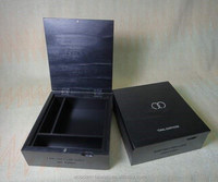 2015 New packing for CD/ VCD/ DVD/ EP Wooden Display Boxes