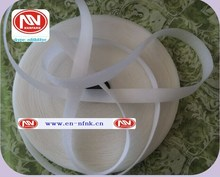 shoes, garments, bags, equipment, furniture used white and black hook and loop velcro fastener tape manufacturer