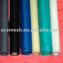 fiberglass insect screen mesh(colors) the best quality and lowest price