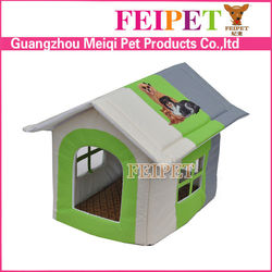 New dog products 2015 cute dog house folding dog house import pet animal products from china