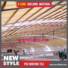 brand new material FRP plastic roofing sheet