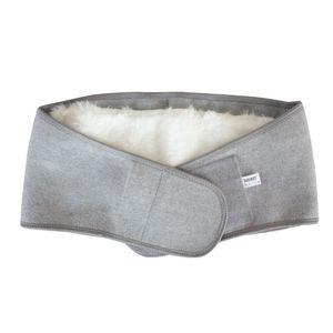 elástico de confecção de malhas de bambu do carvão vegetal de volta o apoio cinta abdominal