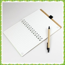 spiral notebook with custom printing, custom notebook for school,office