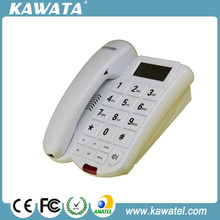 gran teléfono público botón sos para las personas mayores