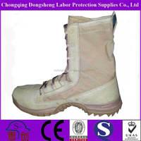 "Beige U.S.A 8"" SFB Field Men American style military boot"