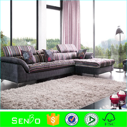 2015latest modern luxury sofa / louis vuitton fabric / new design sofa cloth / sex furniture