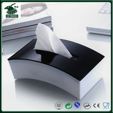 New Arrival High Class Table Tissue Holder,Tissue Tolder With Suction Cup