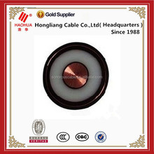 Medium voltage single core cable type N2XCY, NA2XCY
