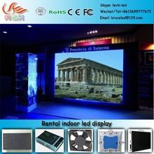 RGX P-38 Outdoor & Indoor P5 / P6 / P8 / P10 Outdoor Rental LED Display Screen