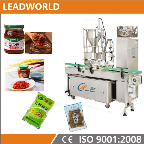 pickle packing machine