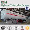 2015 hot sale 3 axle lng tank semi trailer,lng trailer,lng tank truck trailer