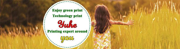 brochures green printing