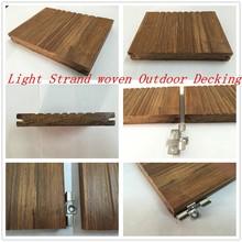 Green Product Natural Material Bamboo make green product Eco-friendly Bamboo deck Flooring