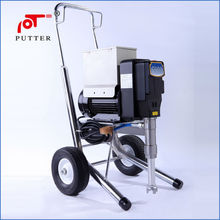 Gold supplier China electric spray paint machine price