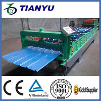 Alibaba spain roof and step superior roll forming