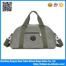 China trip big travel canvas camel bag in high quality for men
