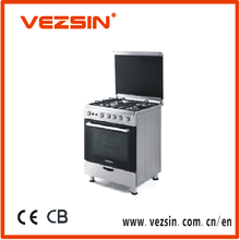 4 gas burner,60*60, Free-standing gas cooker,cooking ranges, oven, electric