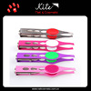 Stainless Steel LED Light Tweezers Salon Eyebrow Shaping Tools