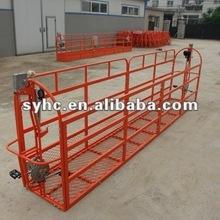 plataforma suspendida/plataforma de andamio suspendida