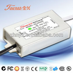 24Vdc 20W Constant Voltage LED power supply for lights VD-24020X tauras
